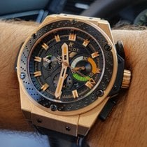 Hublot F1 KING POWER INDIA 18K ROSE GOLD