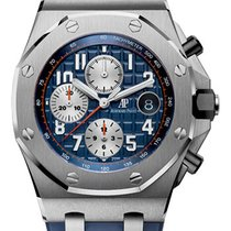 오드마피게 (Audemars Piguet) Royal Oak Offshore Chronograph Navy...