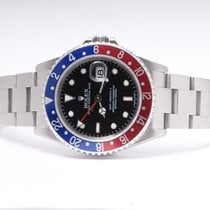 Rolex GMT Master II Stick Dial 3185 Z Serial