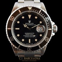 Rolex Submariner 16610 Box & Papers Top Condition