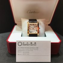 Cartier W5330001 Tank MC Automatic Rose Gold