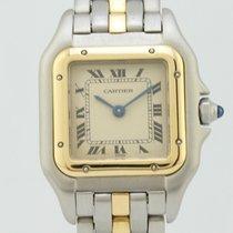 Cartier Panthère Gold-Steel Lady 166921