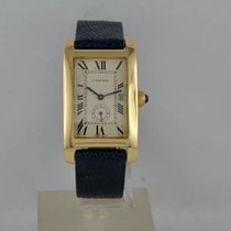 Cartier Tank Americaine Quartz