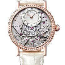 Breguet Brequet Tradition Dame 7038 18K Rose Gold &...