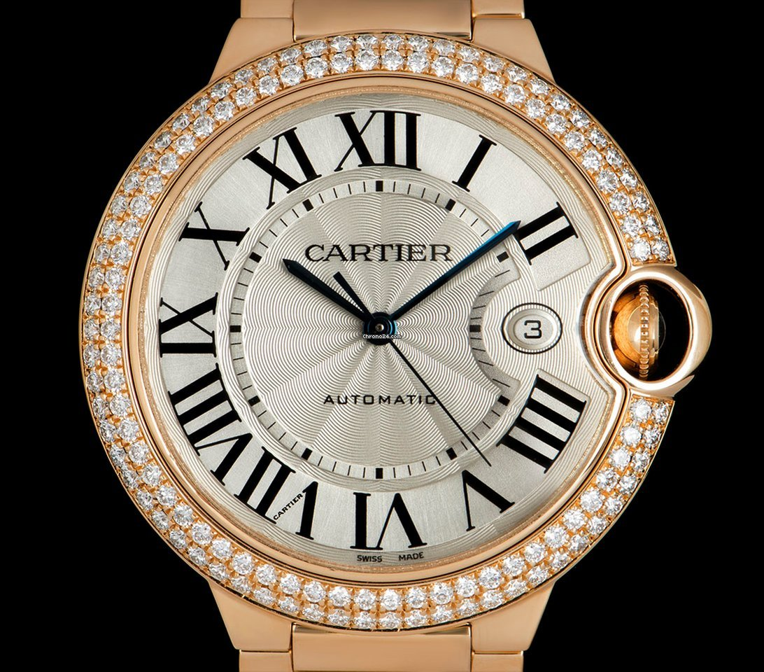 Cartier Ballon Bleu WE9007Z3 for $33,724 for sale from a Trusted Seller on  Chrono24