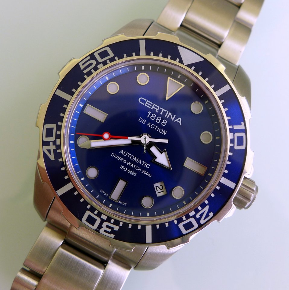 does divers iso s when become a watch chronometer watches nardin ulysse diver