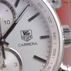 TAG Heuer Carrera Calibre 1887 Steel on Steel Bracelet Silver...