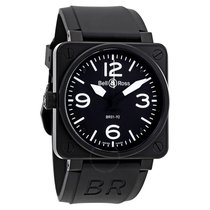 Bell & Ross Aviation BR01-92-Carbon Automatic Men's Watch