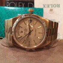 Rolex Oyster Quartz Day Date Gold President
