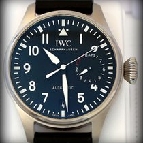"萬國 (IWC) Big Pilot's Uomo Nuvo"" watch; Full Set 2017,..."