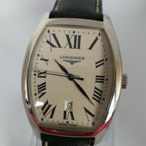 Longines EVIDENZA L2.655.4 swiss quartz luxury roman