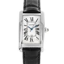 Cartier Watch Tank Americaine W2603256