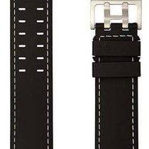 Hamilton Khaki X-Wind Kautschukband schwarz 22mm H600.776.106