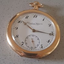 IWC 3. International Watch Co Schaffhausen - pocket watch -...