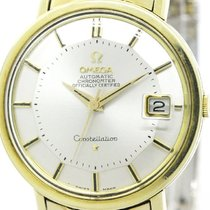 Omega Constellation Cal.561 Gold Plated Pipan Dial Mens Watch...