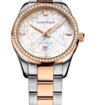Louis Erard HERITAGE MOTHER OF PEARL WHITE  20100SB74BMA20