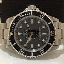 Rolex Submariner No-date Aço Completo Impecavel