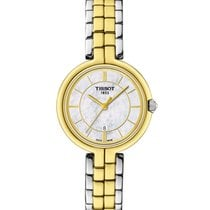 Tissot Damenuhr Flamingo Quarz, T094.210.22.111.01