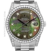 Rolex platinum Day-Date