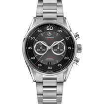TAG Heuer CALIBRE 36AUTOMATIC FLYBACK CHRONOGRAPH43MM Anthraci...