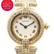 Cartier Vendome Gold Diamonds