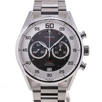 TAG Heuer Carrera Calibre 36 Flyback Chronograph 43