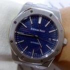 Audemars Piguet Royal Oak Self-Winding Blue Dial - 15400ST.OO....