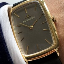 Jaeger-LeCoultre Serviced Oversize Jumbo  Solid 18 carat Gold