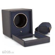 Wolf 1834 Uhrenbeweger Watch Winder #461117 blau für Uhren bis...