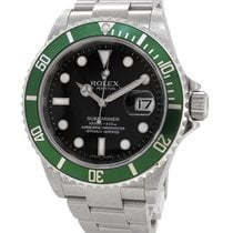 Rolex Oyster perpetual Date Submariner 16610LV, Inner Engravin...