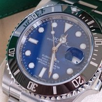 Rolex SUBMARINER REF 116610 BLUE+ NEU+B&P+FOLIERT## UNIKAT ##