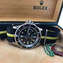 Rolex SUBMARINER RED 1680 MARK 5
