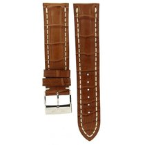 Breitling Brown Crocodile Leather Strap 737p 22mm/20mm