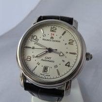 Maurice Lacroix GMT Automatic (ref: 10818) - Men's watch...