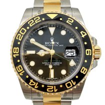 롤렉스 (Rolex) GMT-Master II Two-Toned 116713 LN