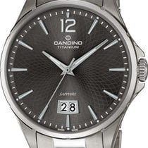 Candino Klassik C4607/3 Herrenarmbanduhr Swiss Made