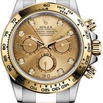 Rolex Oyster Perpetual Cosmograph Daytona Diamond Dial