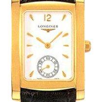 Longines DolceVita Yellow Gold Quartz Watch