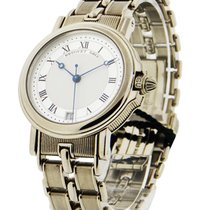 Breguet 4400BB/12/B70 Marine Automatic in White Gold - on...