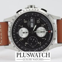 Hamilton Khaki Aviation X-Wind Chrono NUOVO - NEW E4