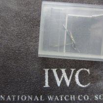 IWC Ingenieur 666 Stahl dreiteiliges Dauphin Zeigerspiel NOS