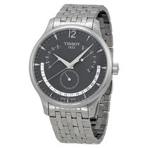 Tissot Men's T-Classic Tradition Anthracite Watch