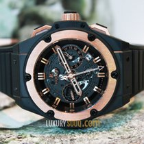 Hublot King Power Unico 48mm Ceramic King Gold