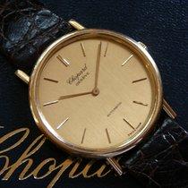 Chopard L.U.C. 18K YG Ultra Thin automatic dress watch, Ø 35 mm
