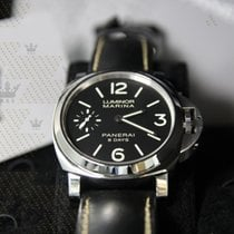 Panerai PAM00510   Luminor Marina 8 Days Acciaio