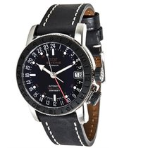 Glycine Airman 17  3927.191.LB9B Men's Watch in Stainless...