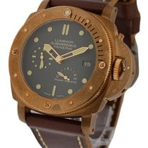 沛納海 (Panerai) PAM00507 PAM 507 - Luminor Submersible Bronzo...