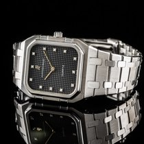 Audemars Piguet Rectangular Quartz Diamonds 750/00