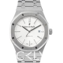 Audemars Piguet Royal Oak Selfwinding Silver toned Steel 41mm...