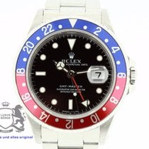 Rolex GMT-Master Pepsi 16700 Box & Swiss Papers 1995